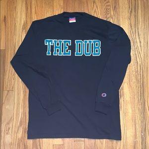 "Champion Long Sleeve T-Shirt ""The Dub"""